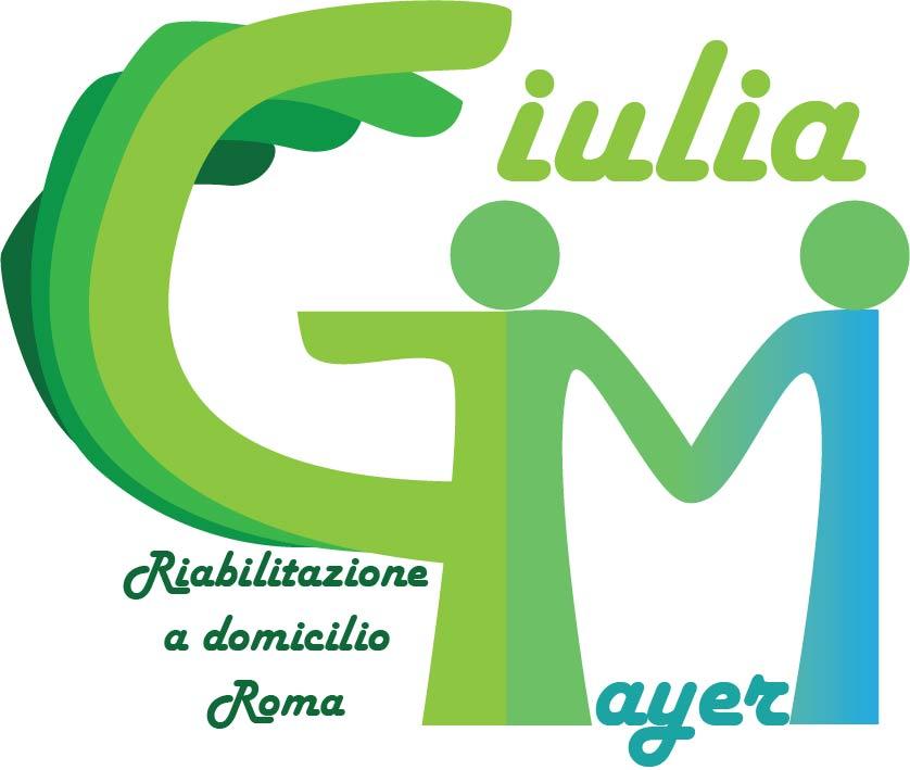 Logo - Giulia Mayer - Riabilitazione a domicilio - Roma