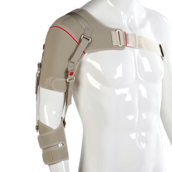 tutore per sublussazione della spalla