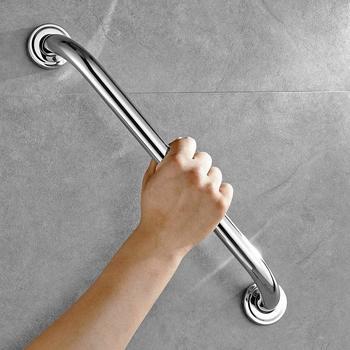 superamento delle barriere architettoniche: maniglione in bagno